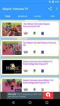 Sürpriz Yumurta TV poster