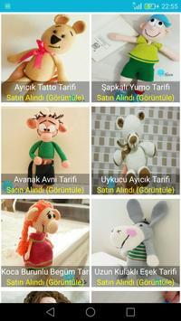 Biss | Türkçe Amigurumi apk screenshot