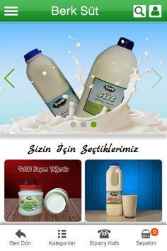 Berk Süt poster