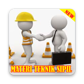 Materi Teknik Sipil Offline icon