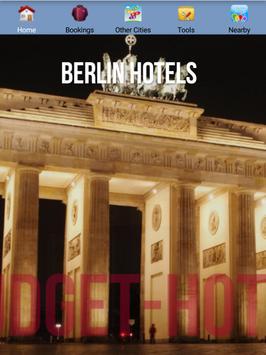 Berlin Hotels poster