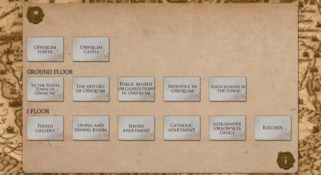ENG NFC Muzeum Zamek Oświęcim apk screenshot