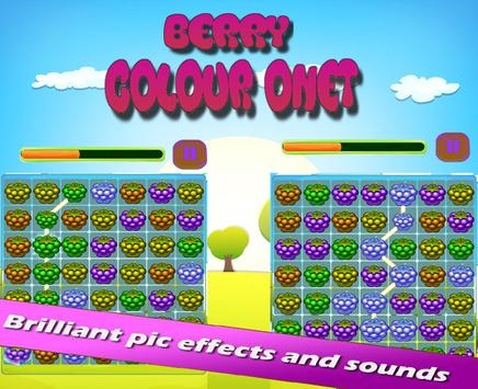 Berry Colour Onet poster
