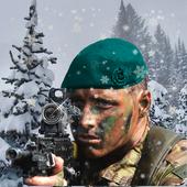 Army Commando Snow Missions icon