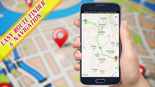 🛰️ GPS Navigation & Maps Offline : Route finder screenshot 2