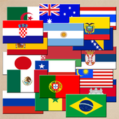 Picture Logo Flag Quiz Games icon