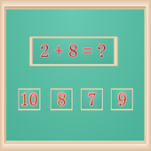 Learning Math Addition For Kid icon