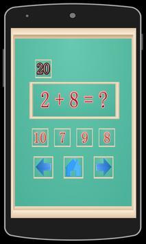 Learning Math Addition For Kid screenshot 5