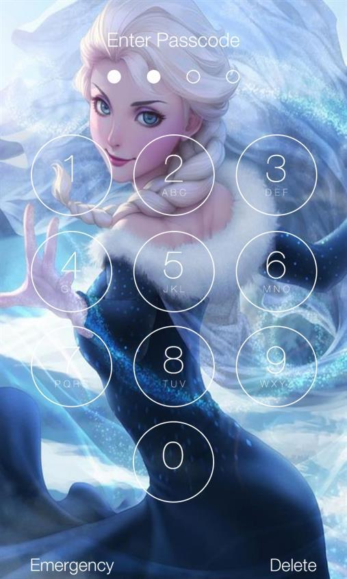 Disney Princess Lock Screen Wallpapers For Android Apk