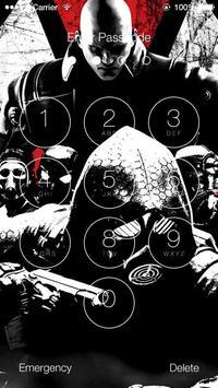 Resident Evil Lock Screen Wallpapers screenshot 5