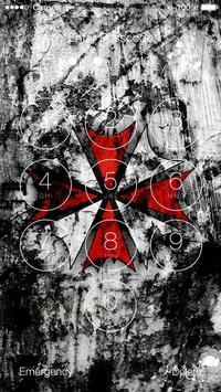 Resident Evil Lock Screen Wallpapers poster