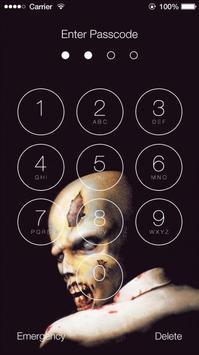 Resident Evil Lock Screen Wallpapers screenshot 3
