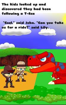 Adventure in Jurassic World apk screenshot