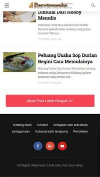 berwirausaha apk screenshot