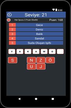 Gizli Kelime Ara screenshot 7