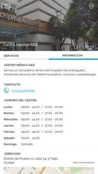 Centro Médico A&B apk screenshot
