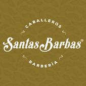 Santas Barbas Barbería icon