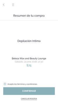 Beleza Wax And Beauty Lounge apk screenshot