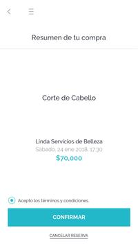 Linda Servicios de Belleza screenshot 1