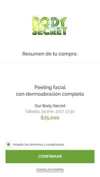 Body Secret apk screenshot