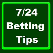 7/24 Betting Tips icon