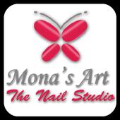 Mona's Art - The Nail Studio icon