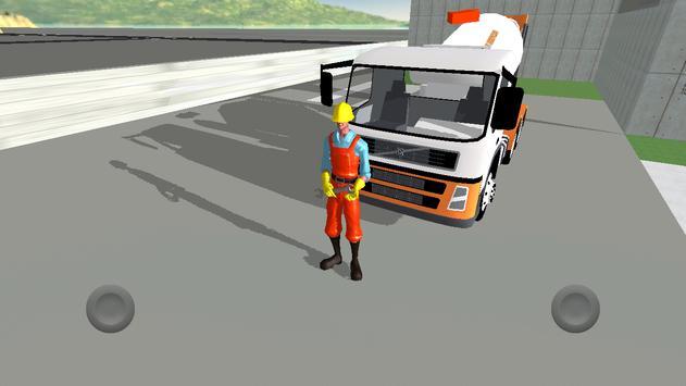 Beton Mikseri Simülatörü screenshot 1