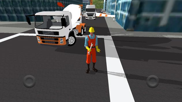 Beton Mikseri Simülatörü screenshot 4