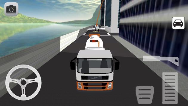 Beton Mikseri Simülatörü screenshot 6
