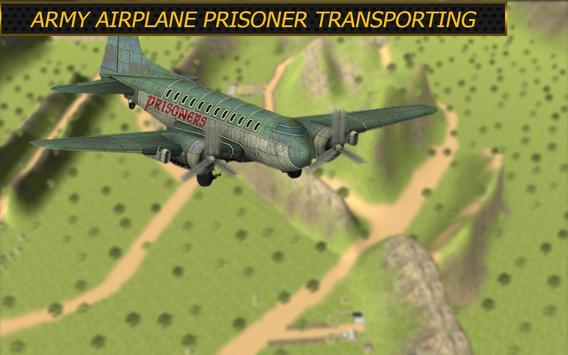 Criminal Transport Cargo Plane apk screenshot