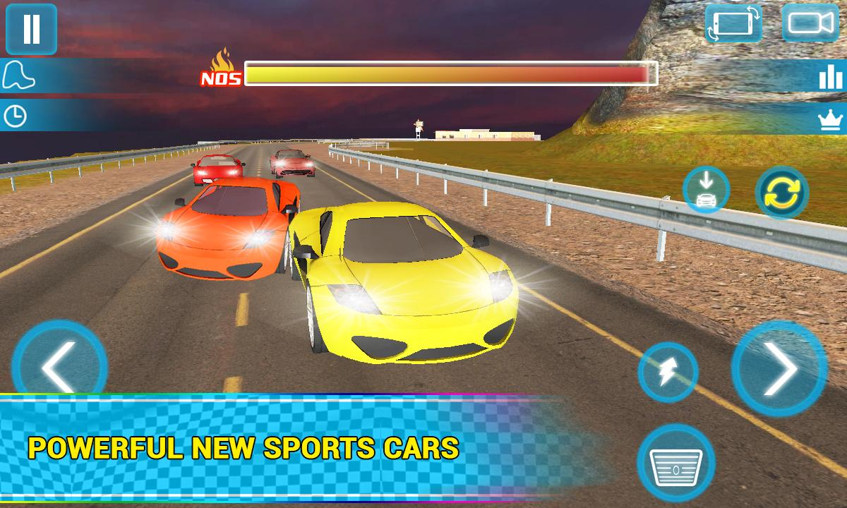 Airborne Real Car Racing Free Game for Android - APK Download