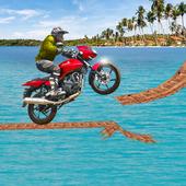 Beach Bike Stunt Rider icon