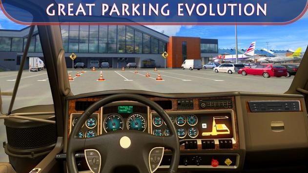 Truck Parking Legends apk screenshot