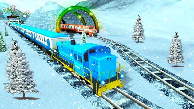 Super Metro Train Uphill Simulator Drive 3D free poster