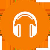 Beta Проигрыватель музыки icon