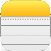 Заметки icon