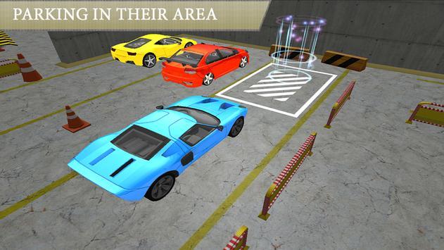 Car Real Parking Free apk screenshot