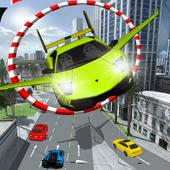 Flying Future Dream Car icon