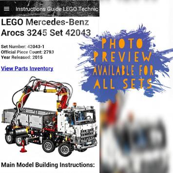 Instruction Guide Lego Technic Apk Download Free Education App For