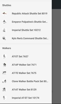 Bricks Instructions Star Wars screenshot 2
