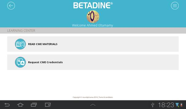 BETADINE® screenshot 15