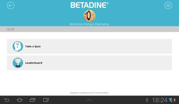 BETADINE® screenshot 16
