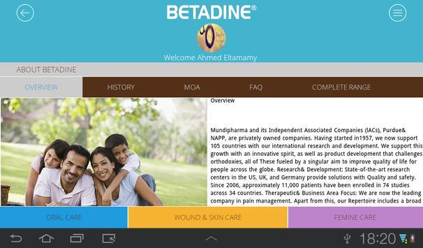 BETADINE® screenshot 12