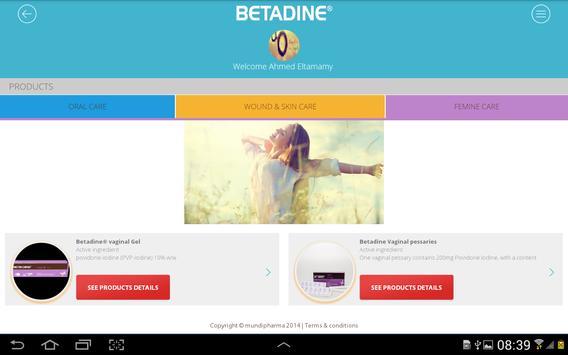 BETADINE® screenshot 8