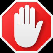 AdBlock for Samsung Internet icon