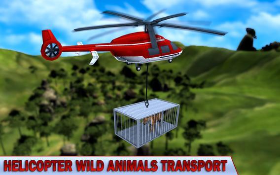 Animal Rescue Heli Transport poster
