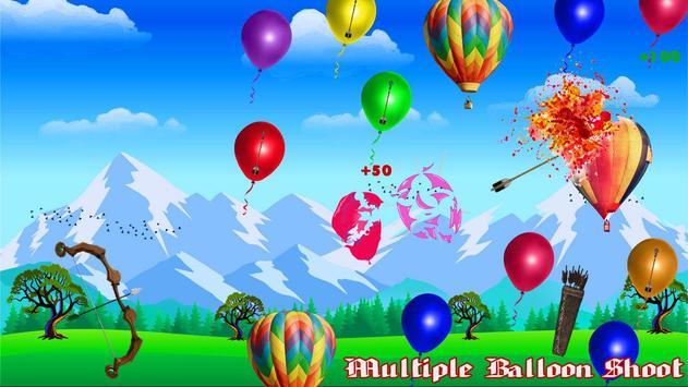 Archery Master Balloons Shooter 3D Arrow King poster