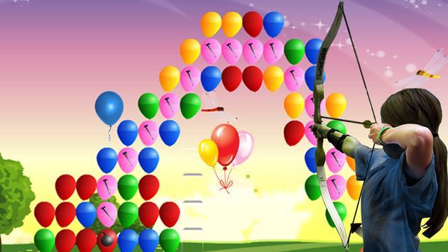 Archery Master Balloons Shooter 3D Arrow King apk screenshot