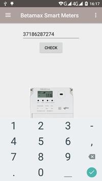 Betamax smart meters screenshot 1