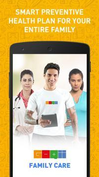 GOQii - Smart Preventive Healthcare पोस्टर